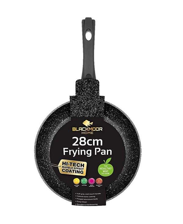 Blackmoor 67080 28cm Non-Stick Anti-Scratch Frying Pan