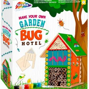 Grafix Make & Paint Your Own Garden Bug Hotel
