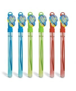 Grafix Giant Bubble Swords Pack of 6 - Bubble Party Bag Fillers - Summer Fun