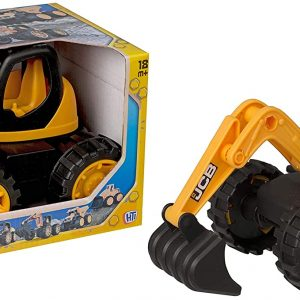 HTI JCB Construction Excavator Truck Toy Vehicle