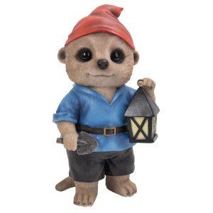 Vivid Arts Baby Meerkat Gnome Size D