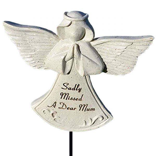 Sadly Missed Mum Guardian Angel Memorial Tribute