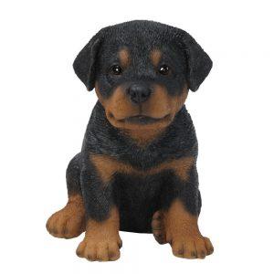 Pet Pals Rottweiler Puppy Ornament