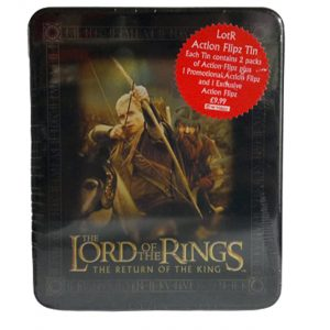 ARTBOX Lord of the Rings Return of the King Legolas Tin