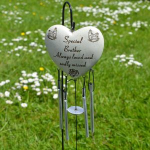 Special Brother Always Loved Memorial Wind Chime