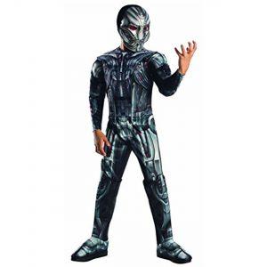 Ultron Deluxe Avengers Age of Ultron Children's Fancy Dress Costume