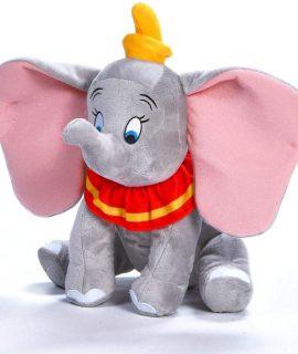 Disney 14 Dumbo Plush Soft Cuddly Stuffed Kids Baby Toy