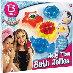 B me SPA - Bubbly Bubble Bars Set & Jelly Time Bath Jellies (Bath Jellies)