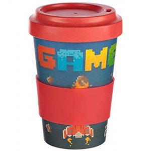 Reusable Eco Travel Mug - Game Over