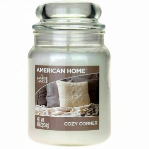 Yankee Candle American Home Large 19oz Scented Jars - Cozy Corner