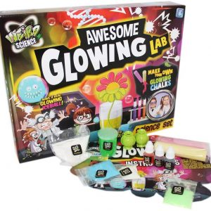 Weird Science Awesome Glowing Lab