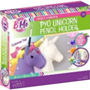Unicorn Shaped Cute Unique Design Pencil and Pen Holder Beautiful Gift for Office and Home