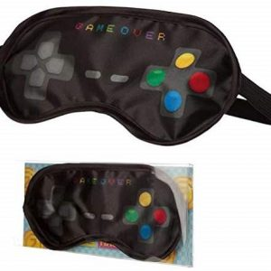 Fun Eye Mask Game Controller Game Over Design