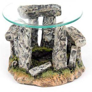 Puckator Stone Circle Oil Burner
