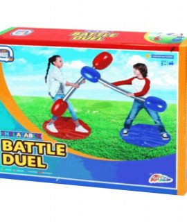 Kids Adult Inflatable Gladiator Duel Battle Game Set Outdoor Summer Fun Toy New
