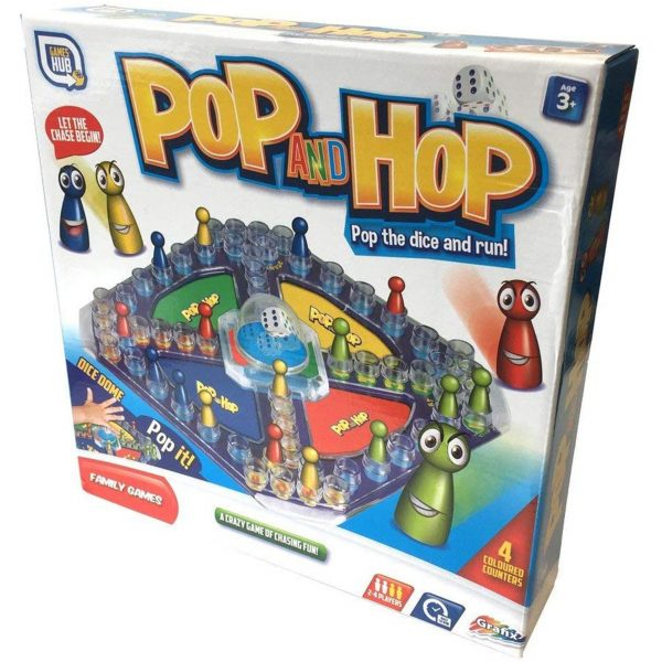 Pop and Hop Game