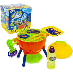 Cook up Bubble BBQ Machine Tools, Shapes, Drip Tray and Solution (240ml)