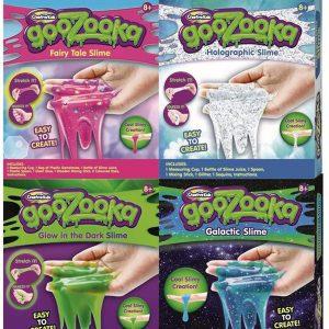 Goozooka 4 in 1 Slime Making Set Creat Your Own Slime