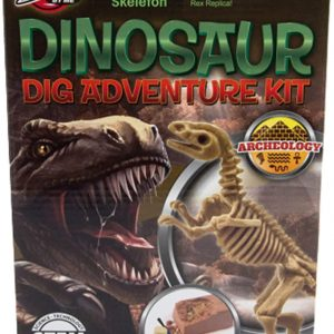 Science By Me Dinosaur Dig Adventure Kit Hidden Treasure Kids Toy