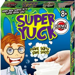 Super Yuck Make Slimy Fake Snot Kit Fun Kids Children Activity Set