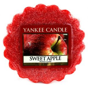 Yankee Candle Sweet Apple Wax Tart