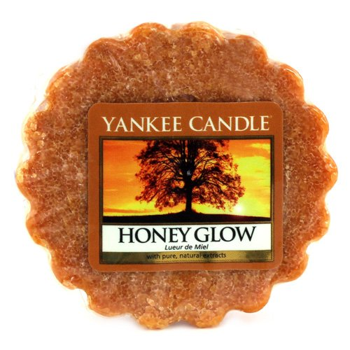 Yankee Candle Honey Glow Wax Tart