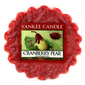 Yankee Candle Cranberry Pear Wax Melt