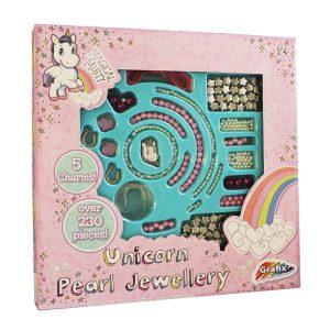 Unicorn Jewellery Bead Necklace Kit