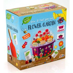 Grow And Paint Your Own Flower Garden