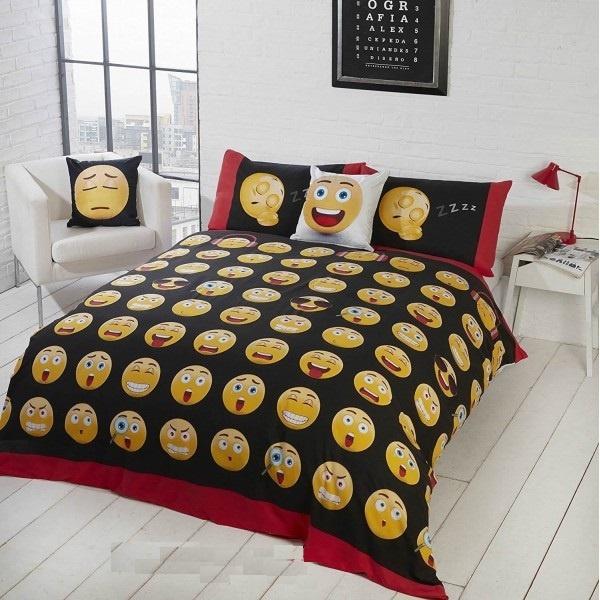 Duvet Sets King Size Rapport Icons Polyester-Cotton Bedding Set