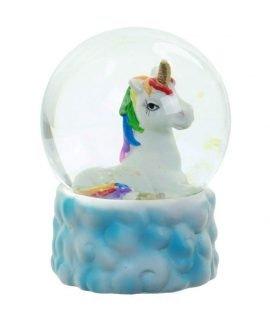 Unicorn-Snowglobe