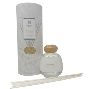 Baltus Candles Green Tea & Berry Fragrance Reed Diffuser with Natural Essential Oil Lavender 200ml