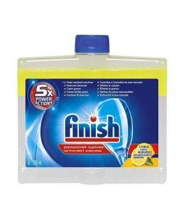 finish lemon dishwasher cleaner 250 ml