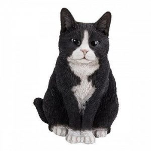 Real Life Sitting Cat High Quality Resin Weather Proof Outdoor