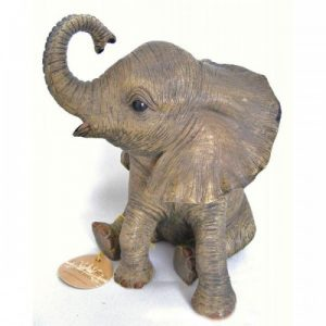 Elephant Ornament from the Leonardo Out Of Africa