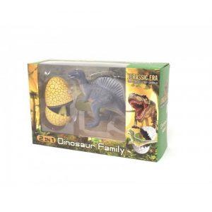 Kandy Toys Jurassic Era Dinosaur Family In Egg (6 Assorted)