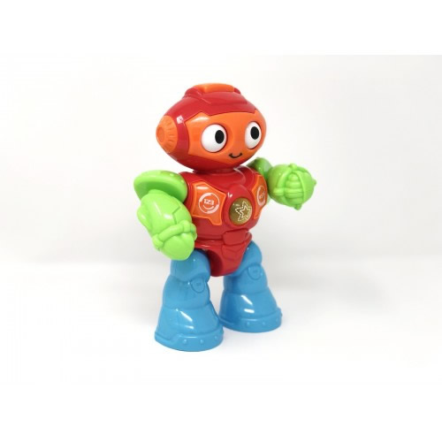 Kandy Toys Mini Robot Try Me In Open Touch Box - 6m+