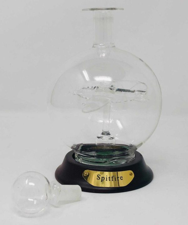 Spitfire-glass-model