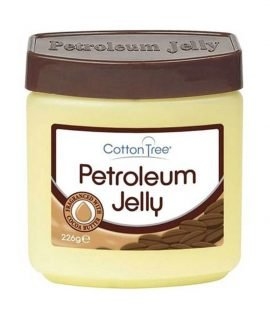 Cotton Tree Petroleum Jelly Fragranced With Cocoa Butter, 226 g PJC226