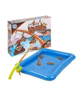 Grafix Hook a Floater Childrens Poo Fishing Bath Tub