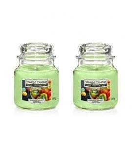 Yankee Candle Home Inspiration Medium Jar 340 Kiwi Melon (2)