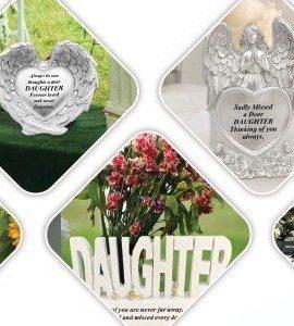 Memorials for Daughter