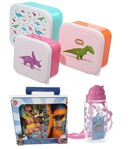 Lunch Boxes & Water Bottles