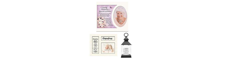 indoor grandma memorials