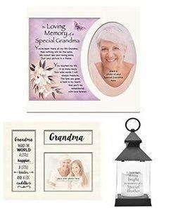 Memorials for Grandma