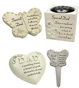 Memorials for Dad