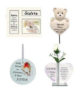 Memorials for Sister